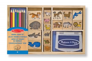 13798-StampSet-Animal Stamps-pkg