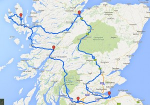roadtrip ecosse
