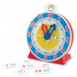 horloge montessori melissa and doug